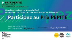 Prix PEPITE 2021